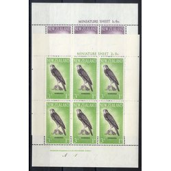 1961, Health Stamps, two sheets, Mi. 416-417 KB / 35,-...