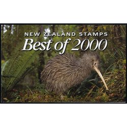 2001, Best of 2000, 3 sheets, Mi. Bl 121-123