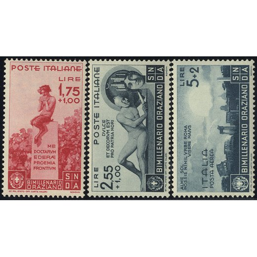 1936, 13 val. (S. 398-A99)